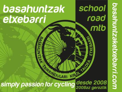 Pancarta Basahuntzak 2019