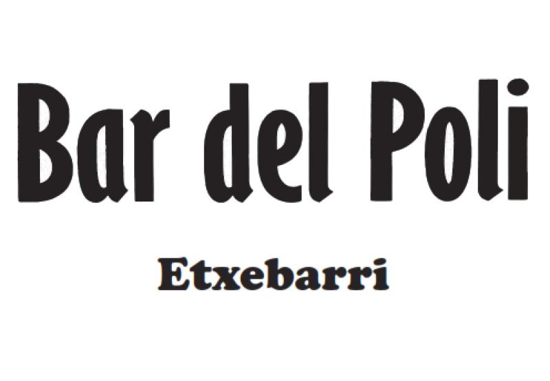 Bar del Poli Etxebarri