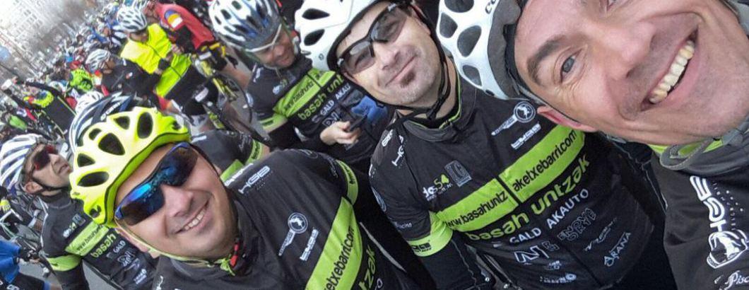 Club Ciclista Basahuntzak