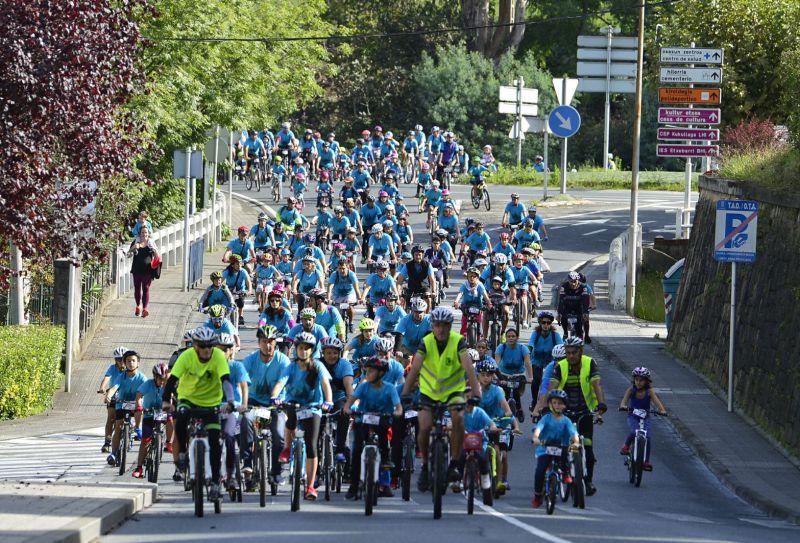 Día de la Bici Etxebarri