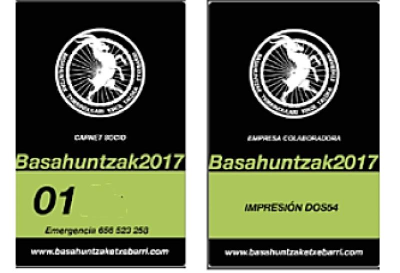 Carnet Basahuntzak
