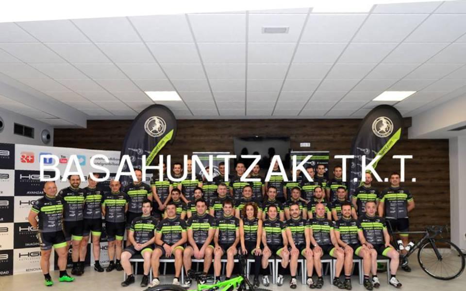 Club ciclista Basahuntzak Etxebarri