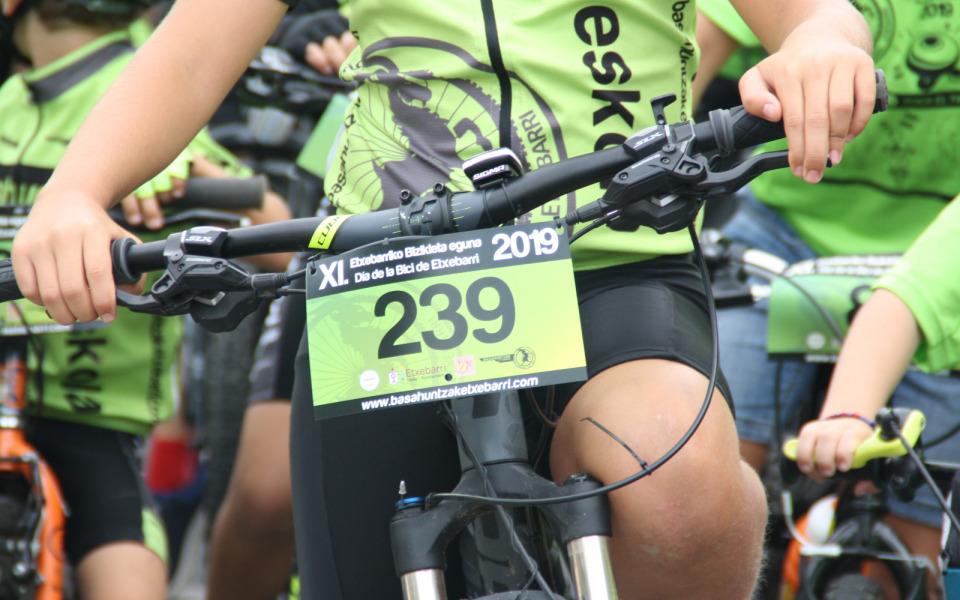 XI Dia de la Bici Etxebarri Basahuntzak