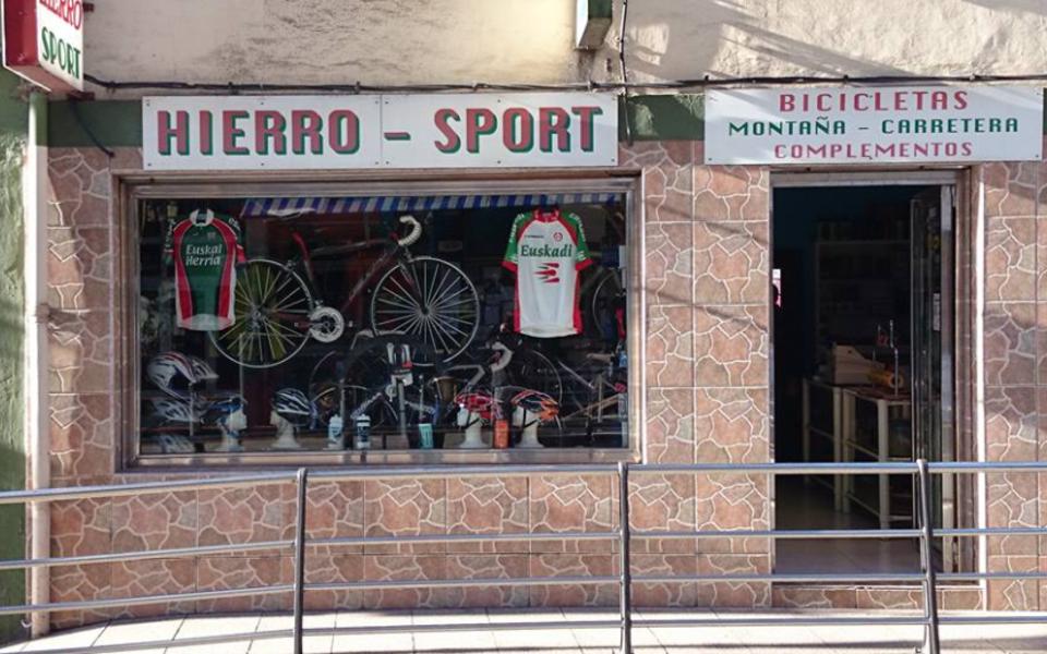 Ciclos Hierro